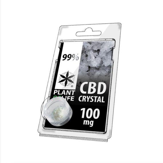 Κρύσταλλος CBD